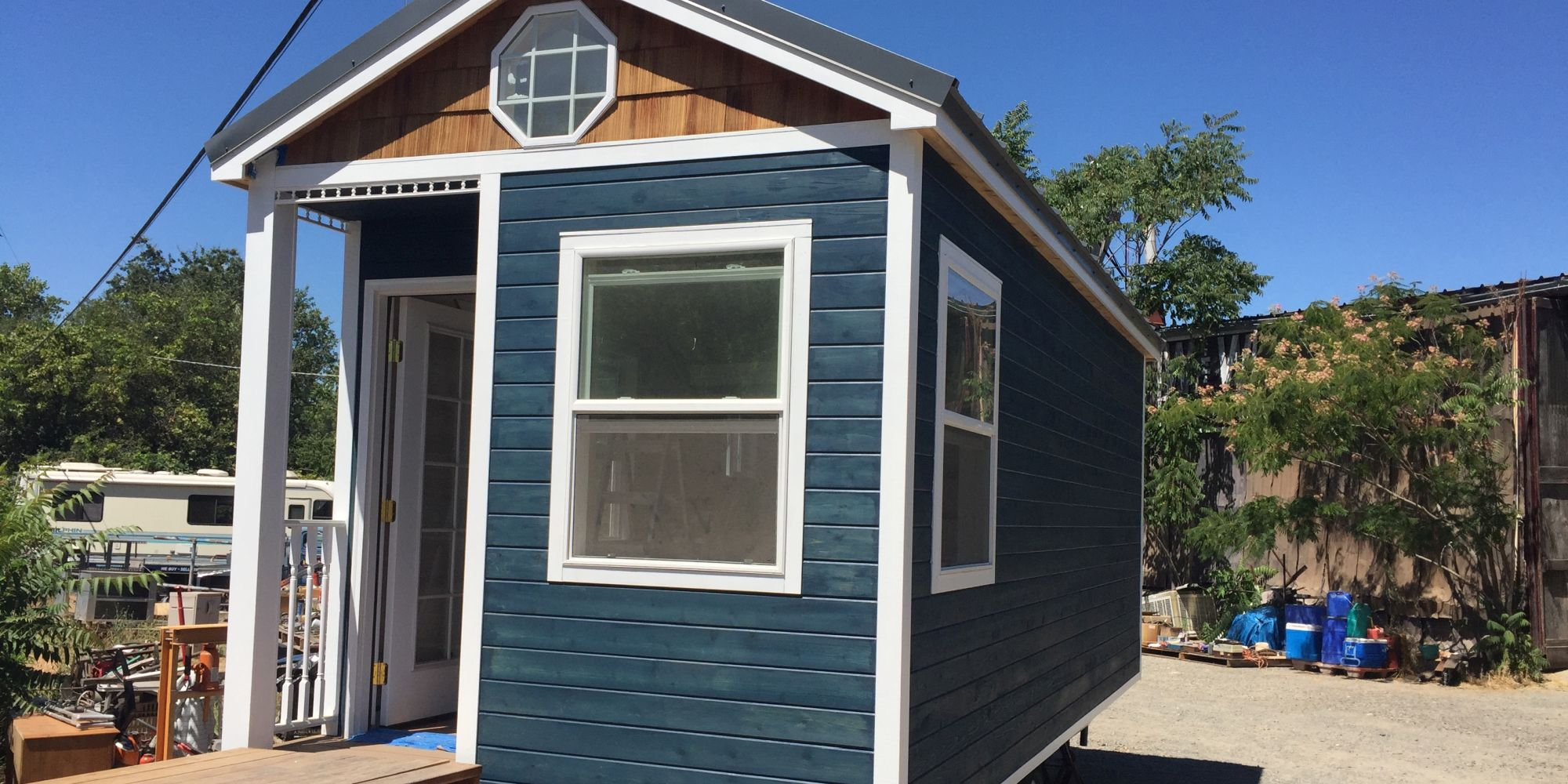 California Tiny House Builder Sierra