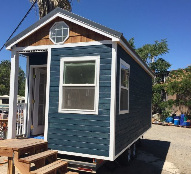 California Tiny House Builder | Sierra